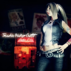 TroubleMaker Outfit T6M