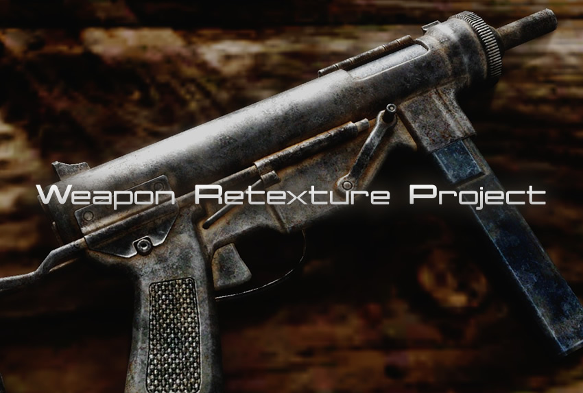 Weapon Retexture Project – WRP