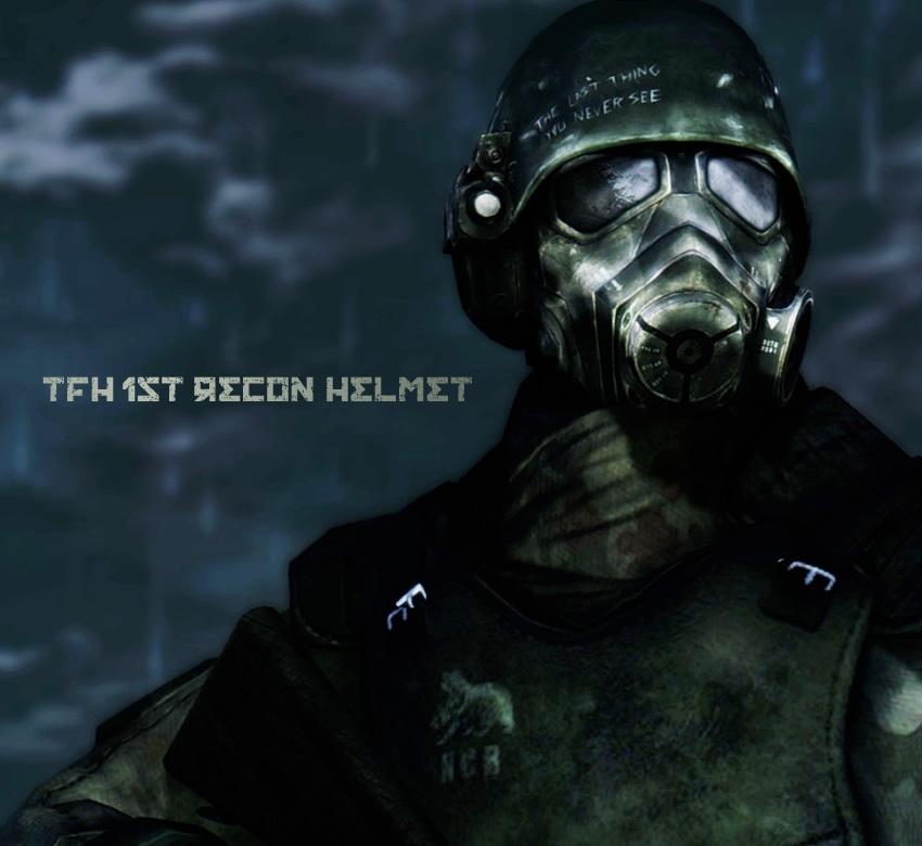 TFH 1st Recon Helmet
