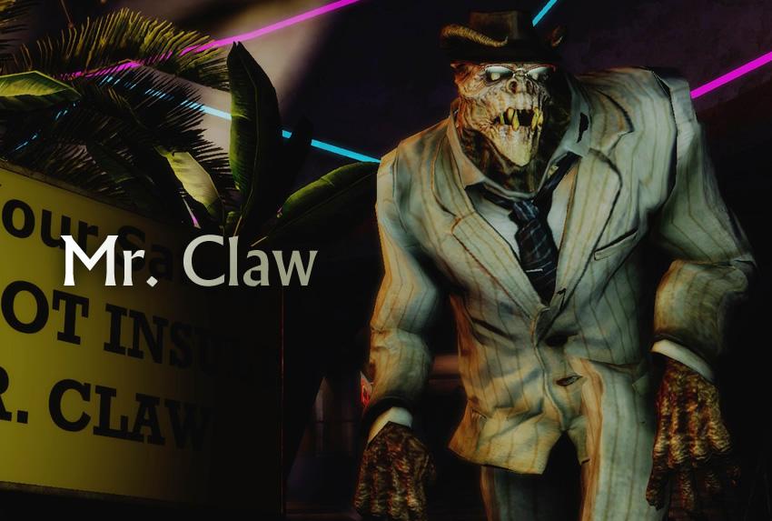 Mr.Claw