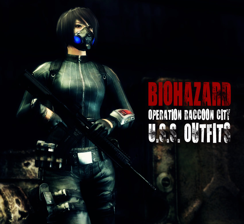 Operation Raccoon City U.S.S. Outfits