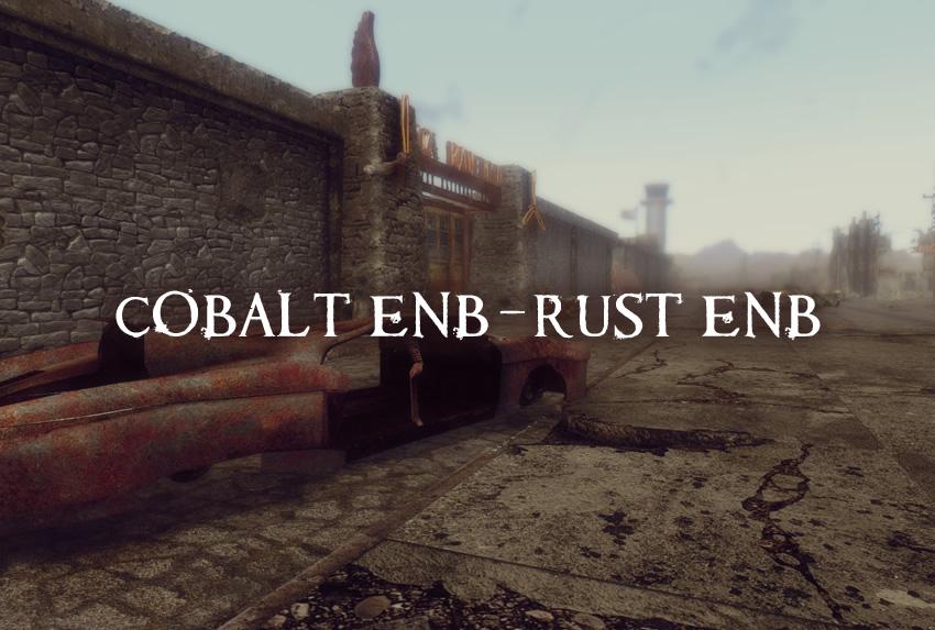 COBALT ENB – RUST ENB