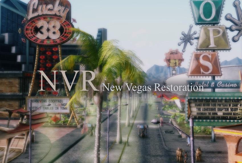 New Vegas Restoration – NVR