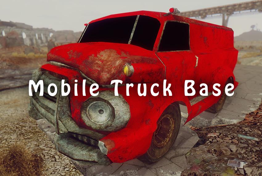 Mobile Truck Base