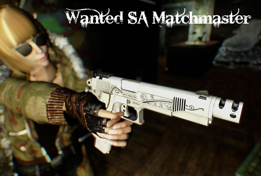 Angelina Jolie Wanted SA Matchmaster