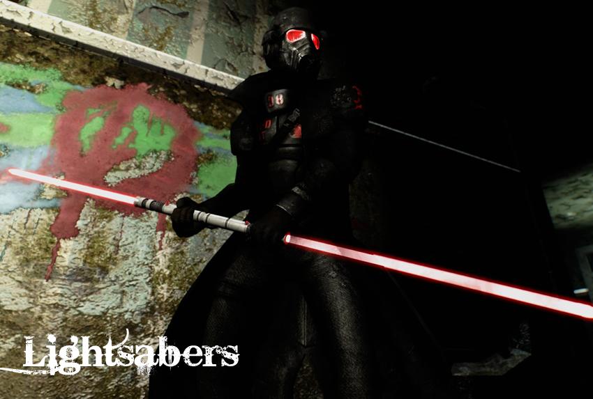 Lightsabers 1.03