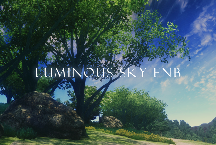 Luminous Sky ENB