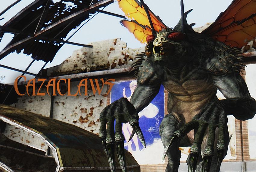 Cazaclaws