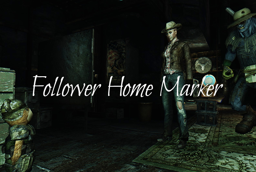 Follower Home Marker