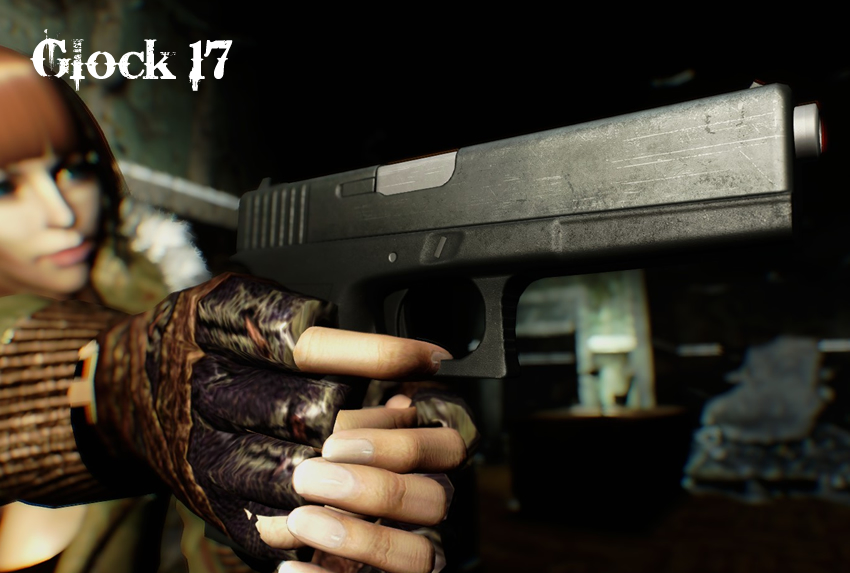 Glock 17 Gen 1