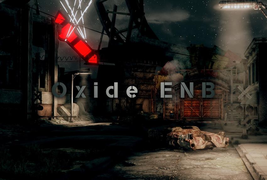Oxide ENB
