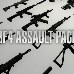 BF4 Assault Pack