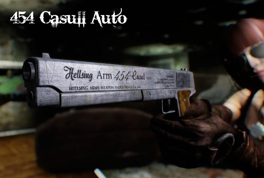 454 Casull Auto