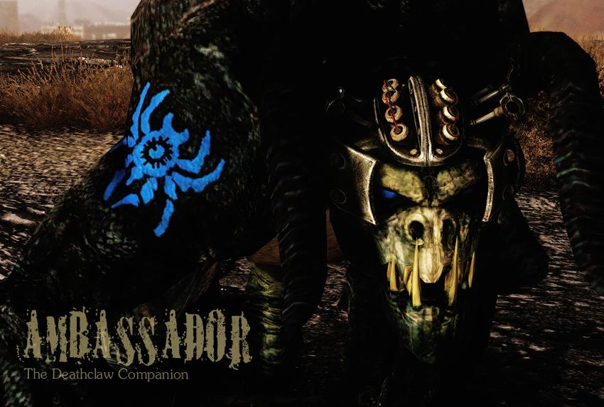 Ambassador the Deathclaw Companion