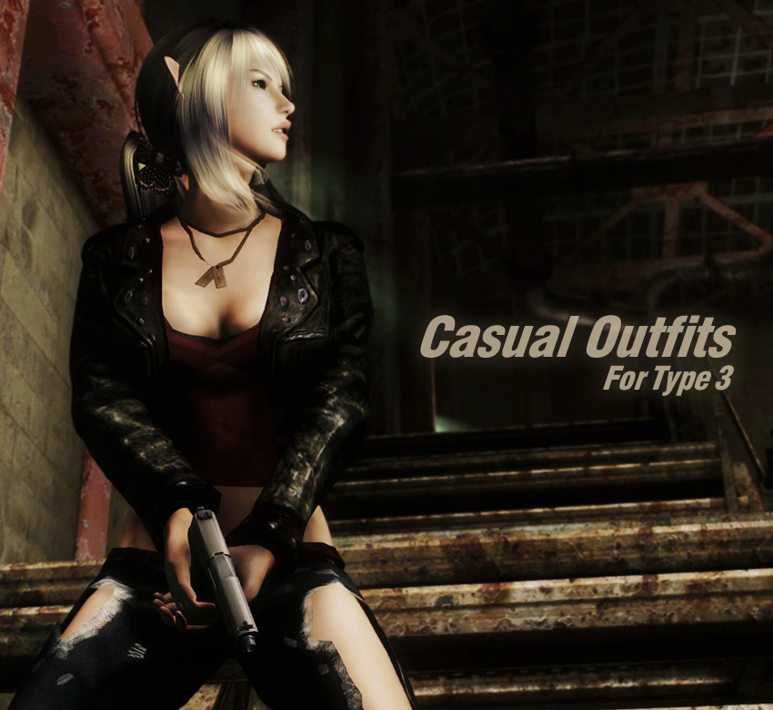 Casual Outfits for Type 3