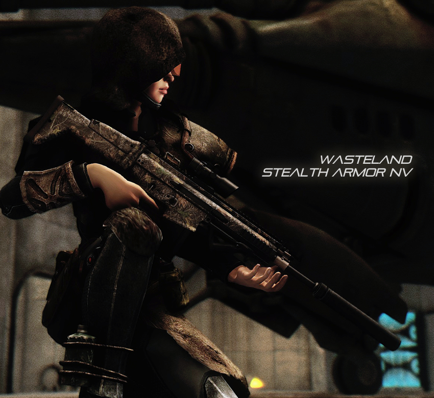 Wasteland Stealth Armor NV