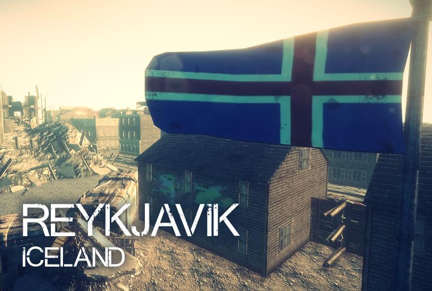 Reykjavik – Iceland – GTS
