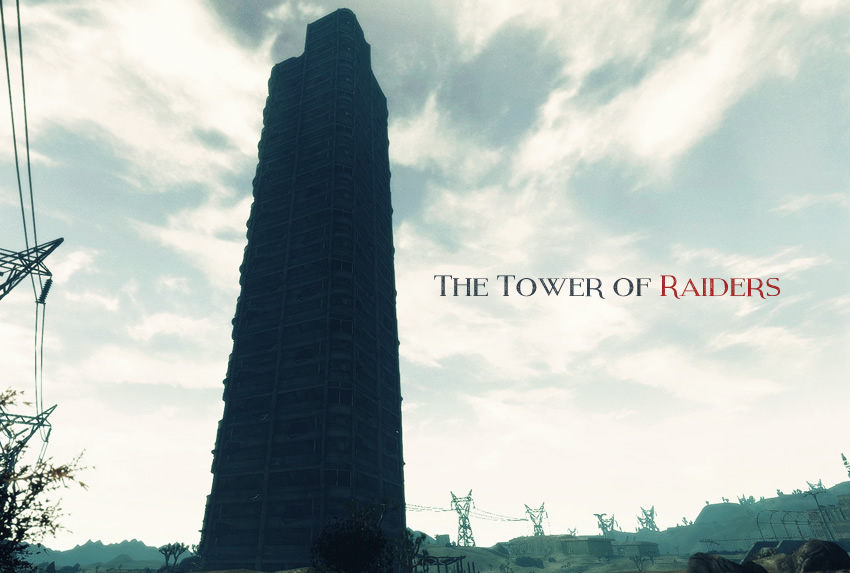 The Tower of Raiders