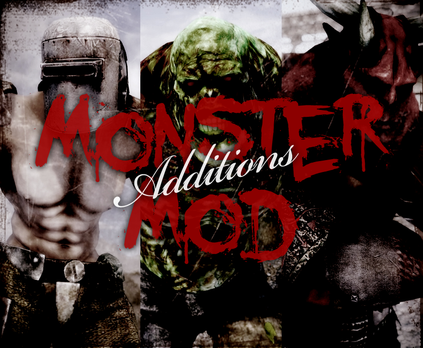 Monster Mod – Additions