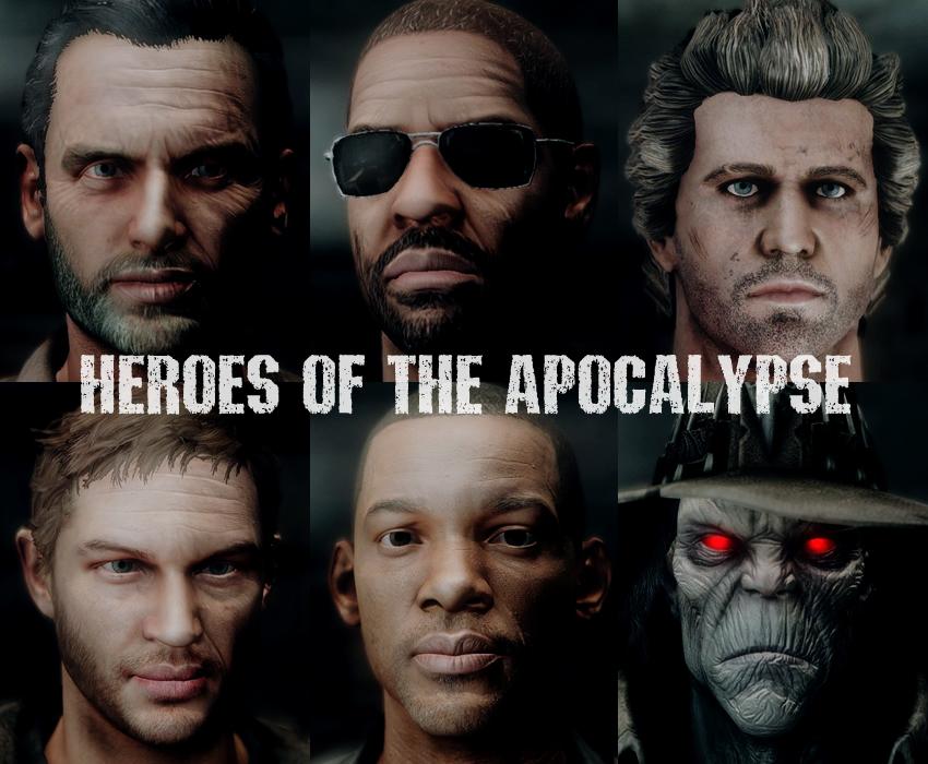 Heroes of the Apocalypse
