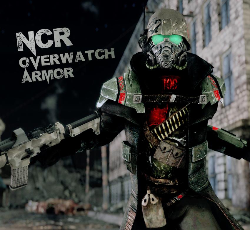 NCR Overwatch Armor