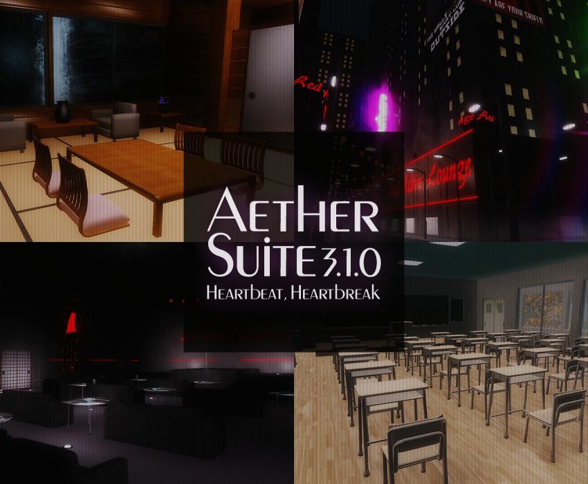 Aether Suite 3.1.0 – Heartbeat, Heartbreak