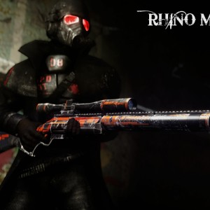 RHINO M3 (.45-70 Revolver Rifle)