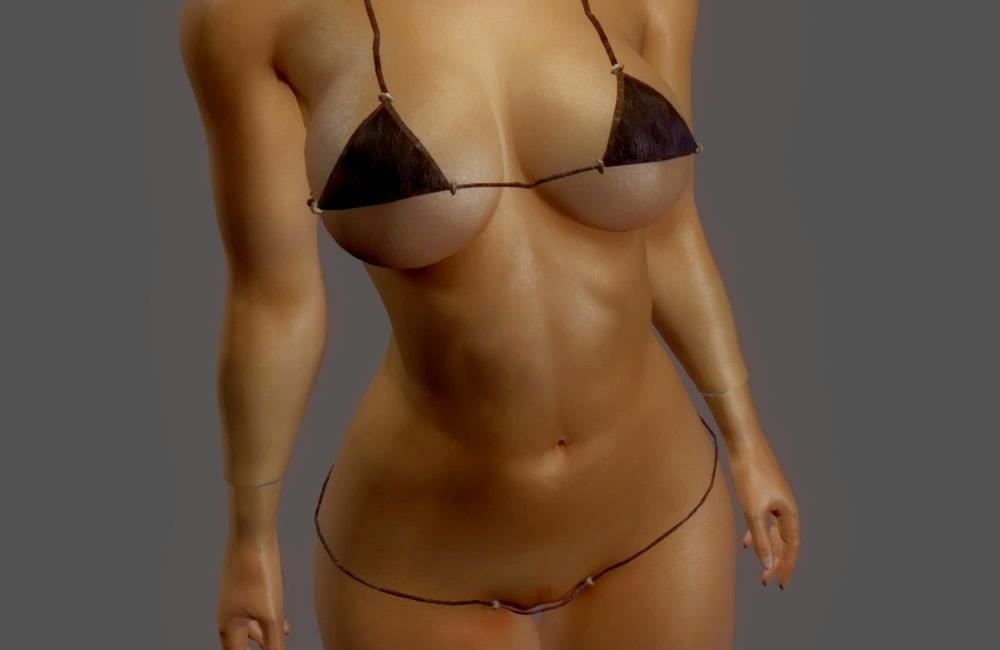 Wolf-Bikini-Armor6