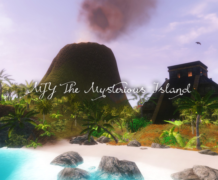 MJY The Mysterious Island