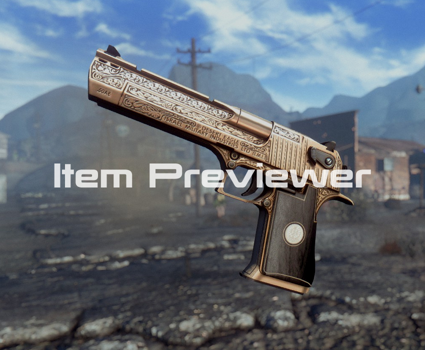 Item Previewer