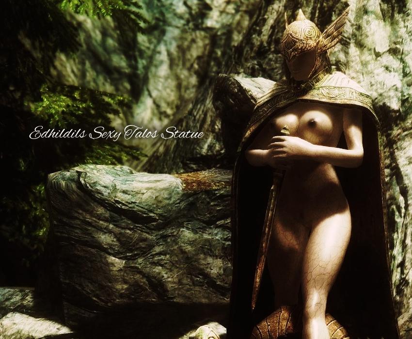 Edhildils Sexy Talos Statue