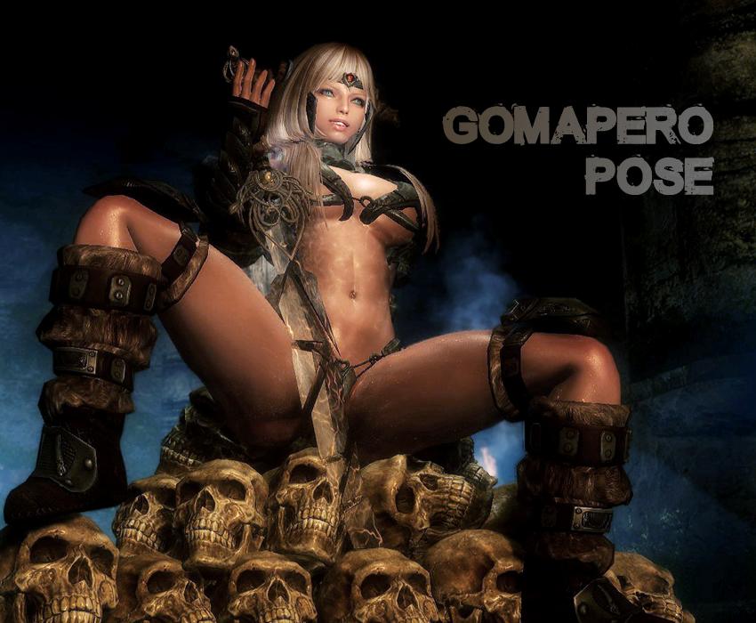 Gomapero Pose