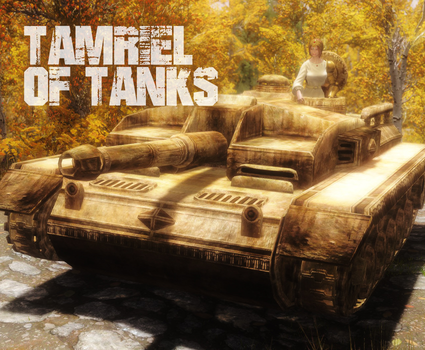 Tamriel Of Tanks