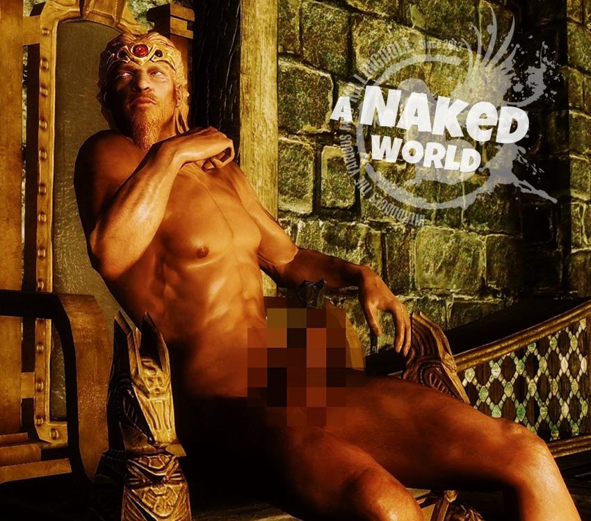 A Naked World