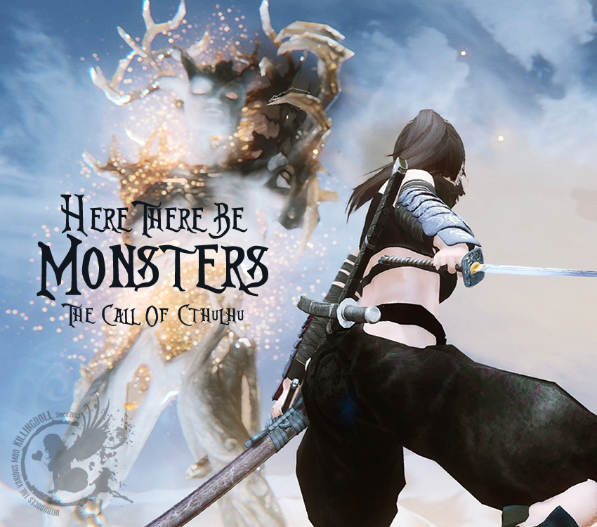 Here There Be Monsters – The Call Of Cthulhu