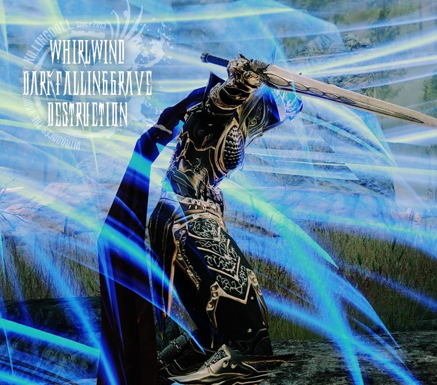 WhirlWind V1.1 – DarkFallingGrave – Destruction