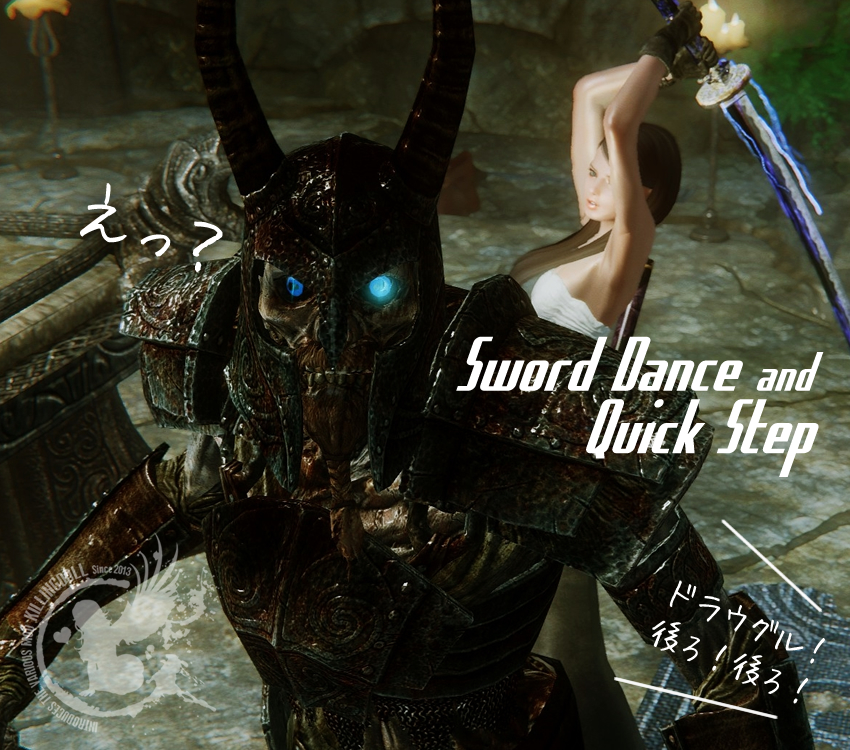 Sword Dance and Quick Step