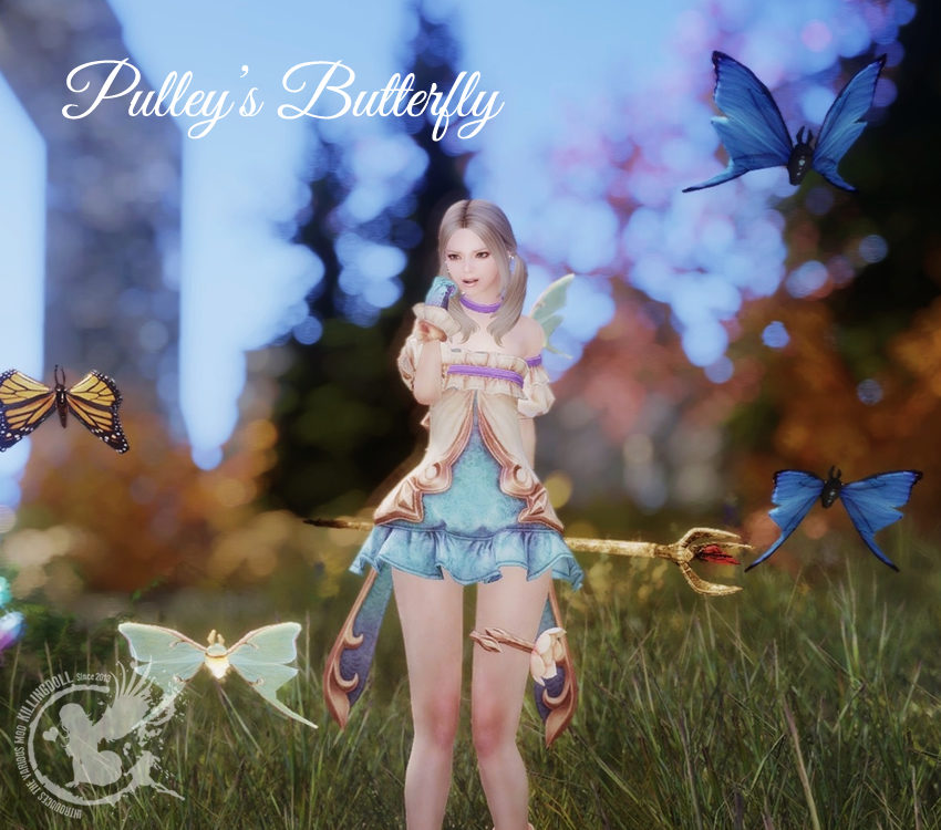 Pulley's Butterfly