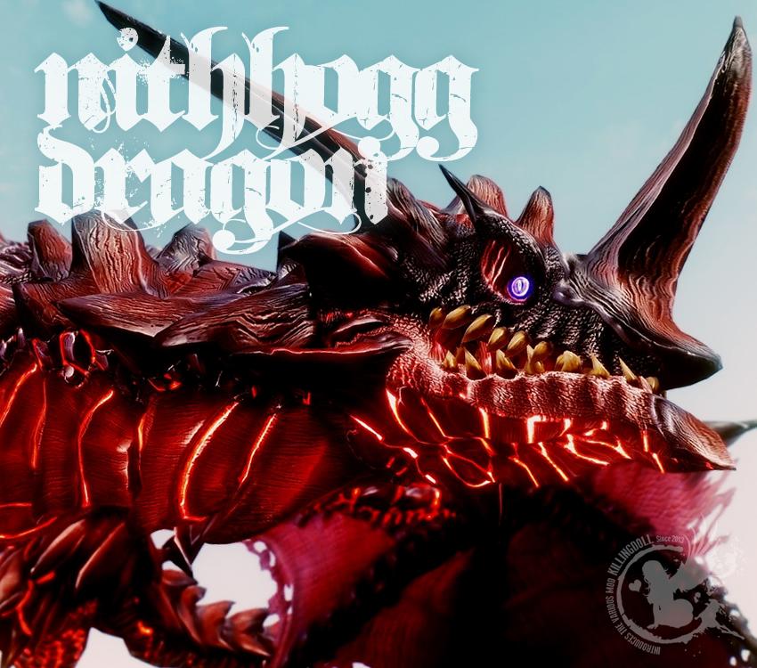 Nithhogg Dragon