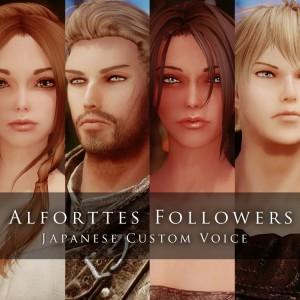 Alforttes Followers(JP Custom Voice)
