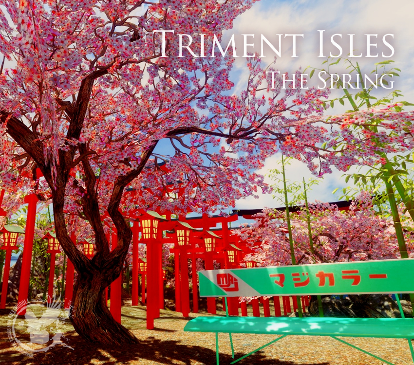 Triment Isles The Spring