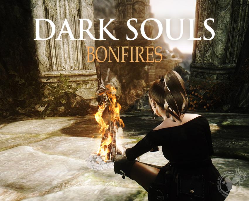 Dark Souls Bonfires