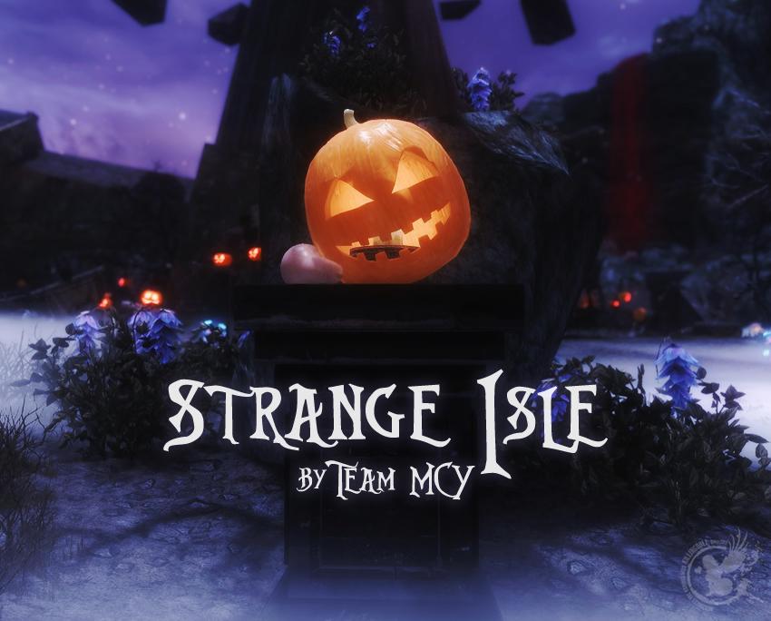 Strange Isle by Team MCY