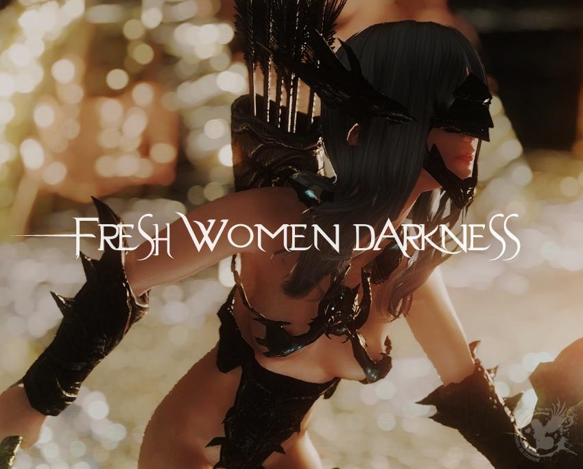 Fresh Women Darkness