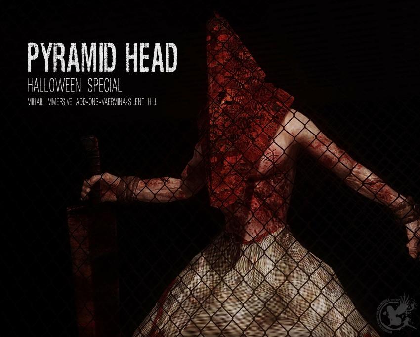 Pyramid Head – Halloween Special