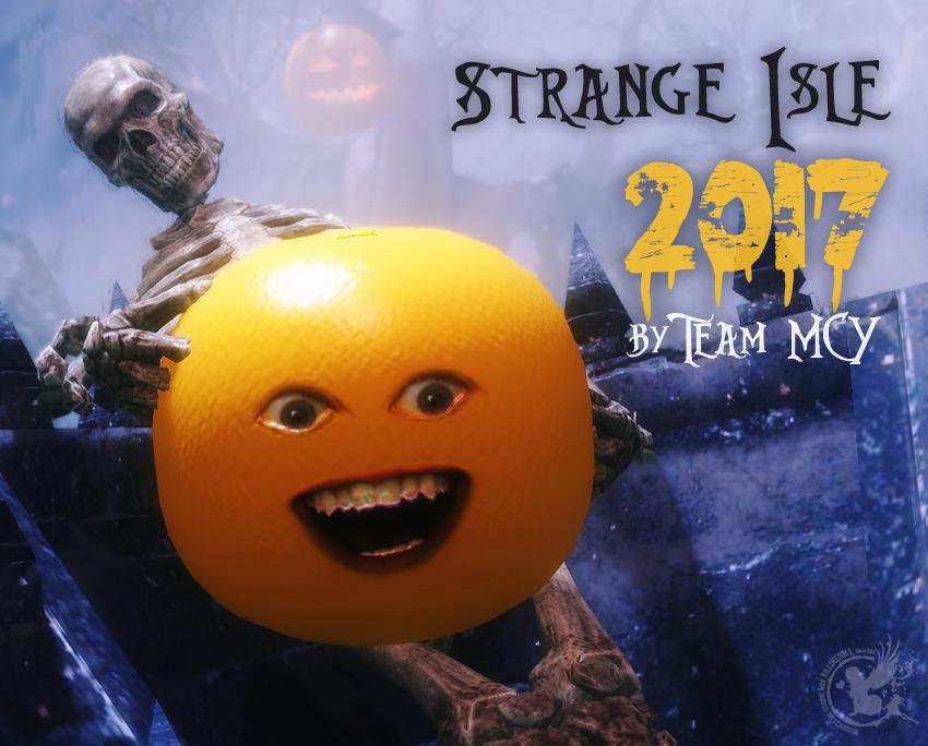 Strange Isle 2017 by Team MCY