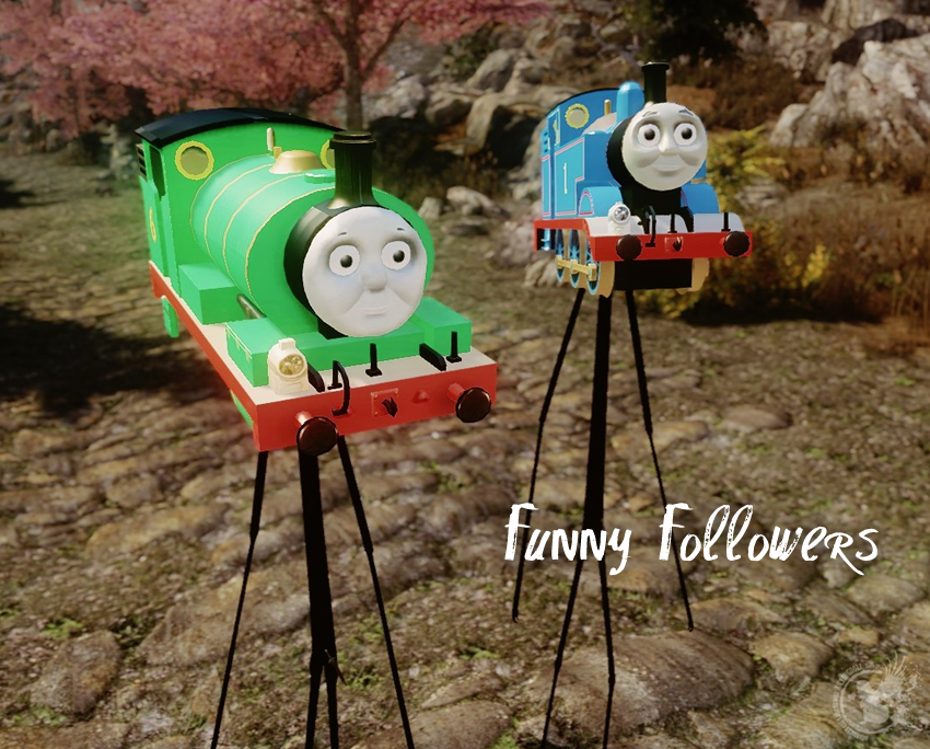 Funny Followers