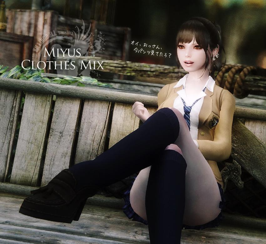 Miyus Clothes Mix
