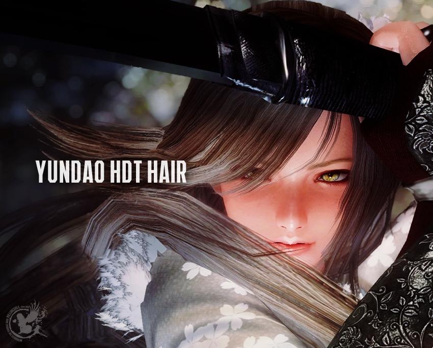 Yundao hdt hair V2.3