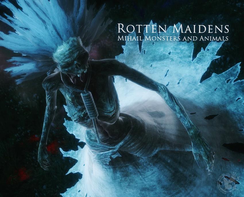 Rotten Maidens